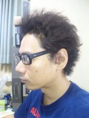 ダイオウイカ夫 公式ブログ/アフロにして変わりました! 画像1