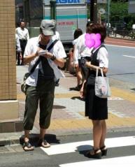 ダイオウイカ夫 プライベート画像/お笑いランチ部 五反田編 2011-07-15 03:07:25