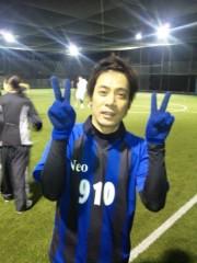 ダイオウイカ夫 公式ブログ/フットサル前に〓ピザ〓 画像3