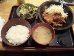 ダイオウイカ夫 公式ブログ/お笑いランチ部!浜松町編 画像3