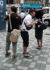 ダイオウイカ夫 プライベート画像/お笑いランチ部 目黒編 2011-07-28 07:20:47