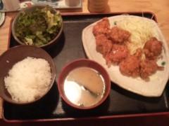 ダイオウイカ夫 公式ブログ/お笑いランチ部!浜松町編 画像2
