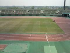 小堺翔太 公式ブログ/ほっとな話 #1 熊谷スポーツ文化公園・陸上競技場 画像2