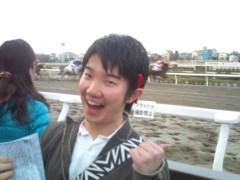 小堺翔太 公式ブログ/お仕事で競馬場へ! 画像1