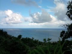 小堺翔太 公式ブログ/青い海っ! 画像1