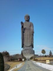 小堺翔太 公式ブログ/牛久大仏 画像1