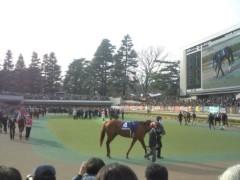 小堺翔太 公式ブログ/馬の復活に、人の想いも 画像1