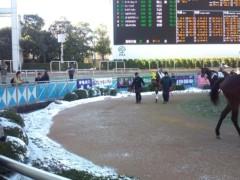 小堺翔太 公式ブログ/なんと、雪が! 画像1