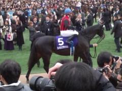 小堺翔太 公式ブログ/【有馬記念】4冠目も強くおちゃめに 画像2