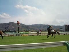 小堺翔太 公式ブログ/再開の日・4『馬が近い!』 画像1