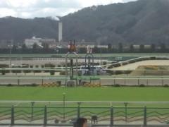 小堺翔太 公式ブログ/福島競馬場へ… 画像1