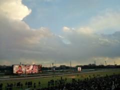 小堺翔太 公式ブログ/【有馬記念その2】雪の表彰式 画像3