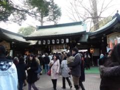 武田真由美 公式ブログ/初詣 画像1
