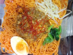武田真由美 公式ブログ/激辛麺 画像1