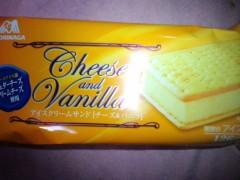 武田真由美 公式ブログ/チーズアイス 画像1
