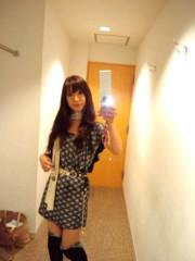 武田真由美 公式ブログ/昨日の衣装 画像1
