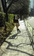 桜のどか 公式ブログ/美人時計撮影☆ 画像1