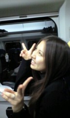 阿部真央 公式ブログ/仙台へ 画像2