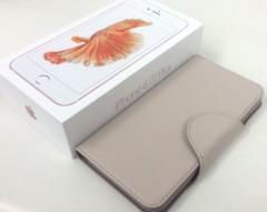 ��¼��Τ ��֥?/iPhone6Splus rosegold ����1