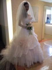 大橋由起子 公式ブログ/ご結婚 画像1