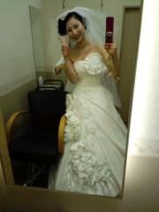 大橋由起子 公式ブログ/今日の花嫁さんは 画像1