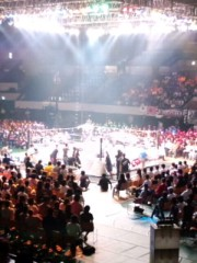 大橋由起子 公式ブログ/プロレス観戦だ 画像2