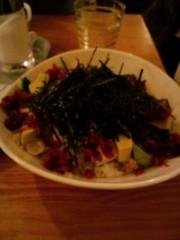 大橋由起子 公式ブログ/ご飯レポート 画像1
