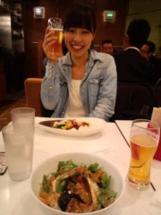 大橋由起子 公式ブログ/ビール 画像2