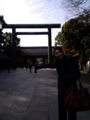 大橋由起子 公式ブログ/靖国神社 画像2