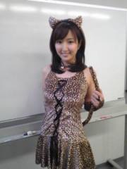石神 瑤生子 公式ブログ/ネコ科の動物になってみました。 画像1