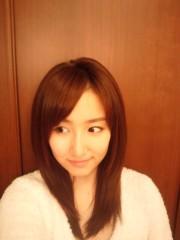 石神 瑤生子 公式ブログ/髪を切った日の夜は雪でした 画像2