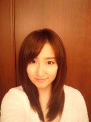石神 瑤生子 公式ブログ/髪を切った日の夜は雪でした 画像1
