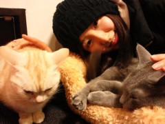 石神 瑤生子 公式ブログ/やっぱり猫が好き過ぎる!!! 画像1