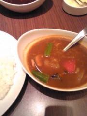 石神 瑤生子 公式ブログ/スープカレー 画像2