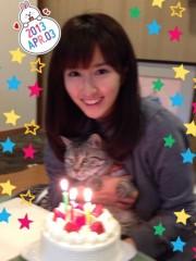 石神 瑤生子 公式ブログ/今年も無事に誕生日を迎えました 画像1