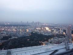 石神 瑤生子 公式ブログ/都会を上から眺めたら 画像2