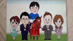 石神 瑤生子 公式ブログ/馬主になりました! 画像1