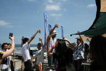 クレンチ&ブリスタ 公式ブログ/夏だ! 海だ! クレブリだぁぁぁ パート5 画像1