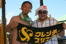 クレンチ&ブリスタ 公式ブログ/怒涛の週末 5.6.7 の9 画像2