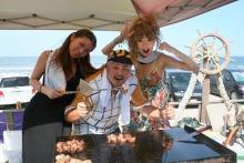 クレンチ&ブリスタ 公式ブログ/夏だ! 海だ! クレブリだぁぁぁ パート7 画像1