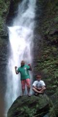 クレンチ&ブリスタ 公式ブログ/続・不動の滝 画像1