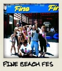 クレンチ&ブリスタ 公式ブログ/Fine Beach Festival 2 画像3