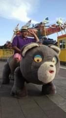 クレンチ&ブリスタ 公式ブログ/遊園地行って見ました! 画像2
