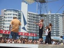 クレンチ&ブリスタ 公式ブログ/Fine Beach Festival 2 画像1