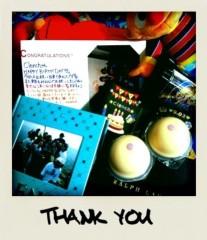 クレンチ&ブリスタ 公式ブログ/感謝、感謝、、、 画像1