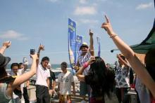 クレンチ&ブリスタ 公式ブログ/夏だ! 海だ! クレブリだ!!!! の写真だよ☆ パート4 画像3