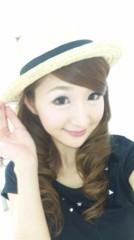 奈々子 公式ブログ/初めてのカンカン帽 画像1