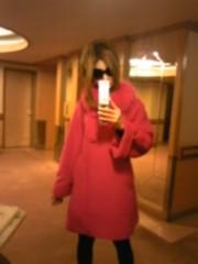 奈々子 公式ブログ/ピンクのコート☆ 画像1