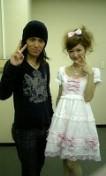奈々子 公式ブログ/ボニータ☆狩野英考さんと 画像1