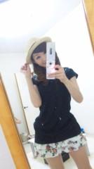 奈々子 公式ブログ/初めてのカンカン帽 画像2